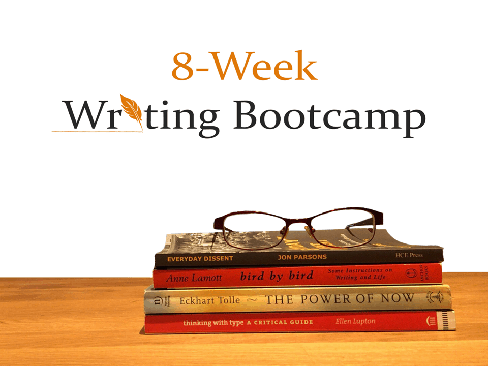 Write a first draft of your book in our Writing Bootcamp. Work with a professional editor and writer for weekly feedback on your writing and personal book coaching.
