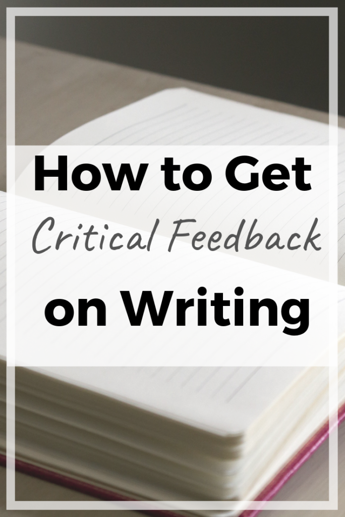 Effective Ways to Get Feedback on Writing
