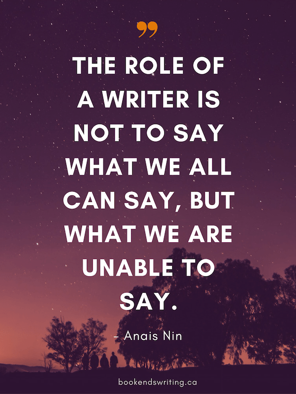 15 Inspirational Writing Quotes for Writers
