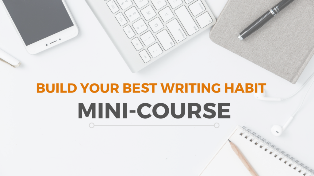 Build Your Best Habit Mini Course