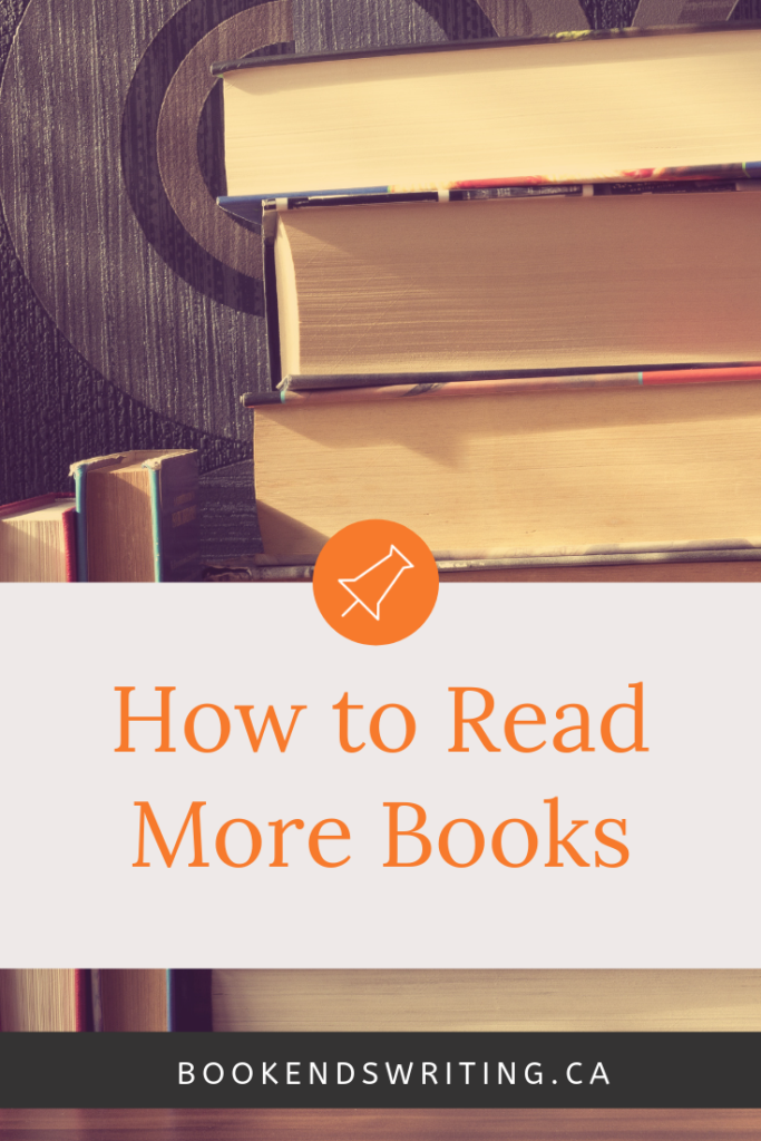 Read more books this year pin