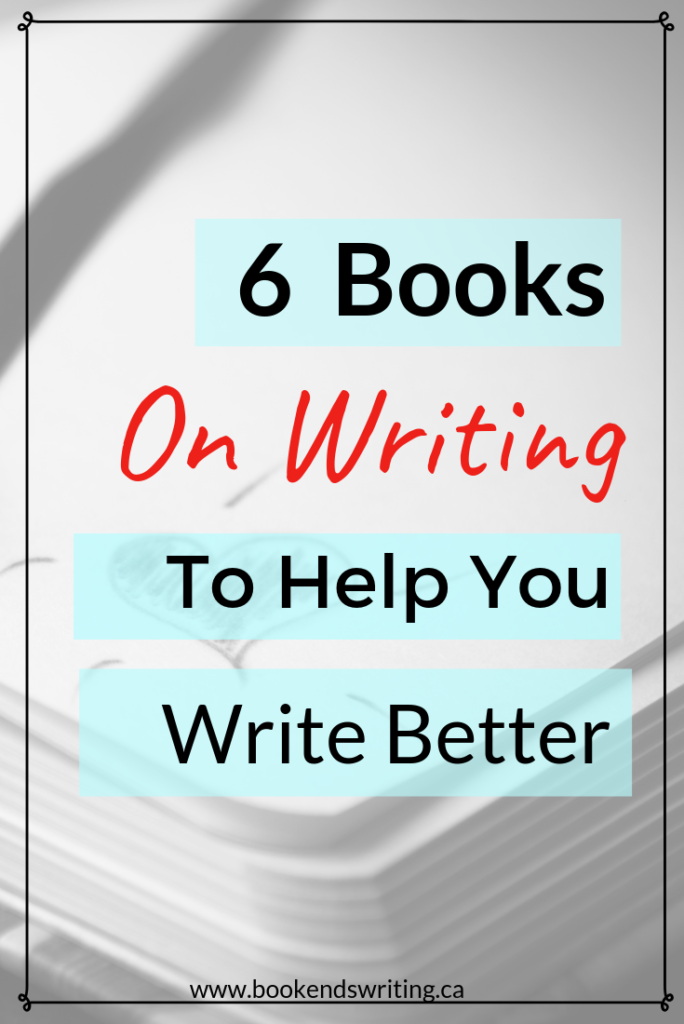 best books on writing pin