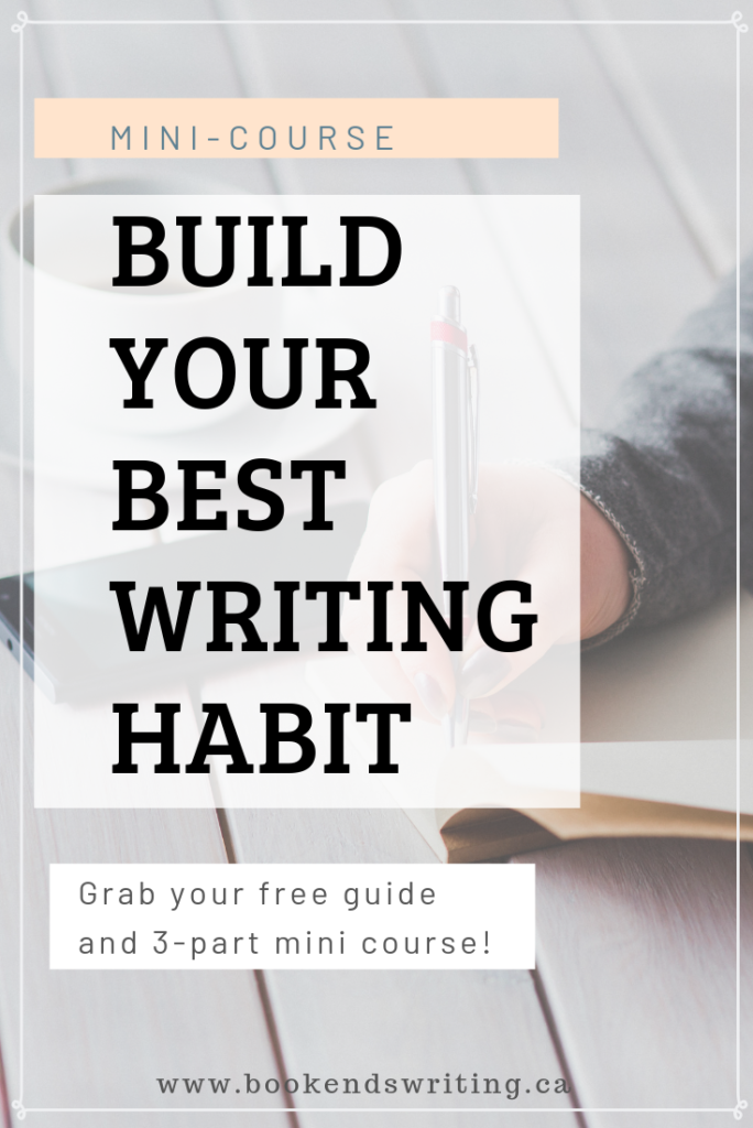Writing Habit Mini-Course