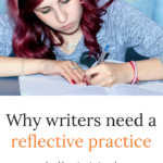 Reflective practice for writers.